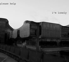 PLEASE HELP I'M LONELY by whyse