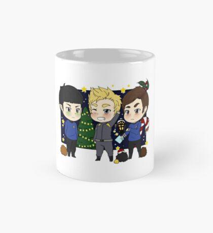 Star Trek Christmas  Mug