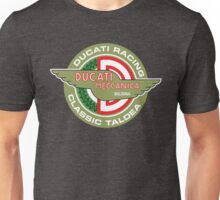 Retro Ducati Racing Unisex T-Shirt