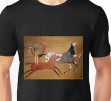 Out of the past Unisex T-Shirt