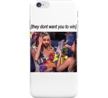 DJ Khaled - Miss Universe iPhone Case/Skin