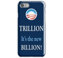 PRES44 NEW BILLION iPhone Case/Skin