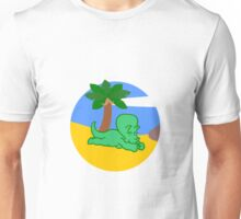 Triceratopless (image only) Unisex T-Shirt