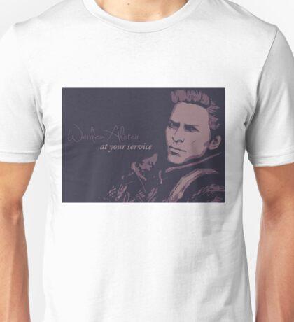Dragon Age Inquisition Grey Warden Alistair  Unisex T-Shirt