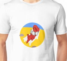 Nudity Rex (image only) Unisex T-Shirt