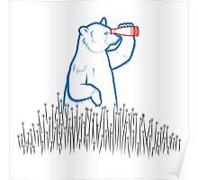 Da Bears - Searching Poster