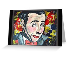 Pee-Wee Herman Greeting Card