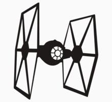 Tie fighter Kids Tee