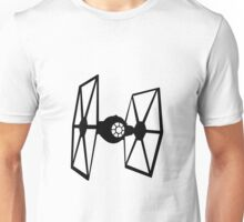 Tie fighter Unisex T-Shirt