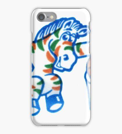 Zebra Dunk  iPhone Case/Skin