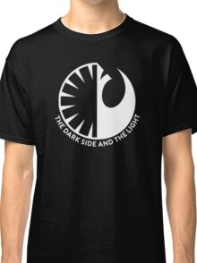 The Dark Side and the Light Classic T-Shirt