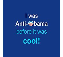 PRES44 ANTI-OBAMA Photographic Print