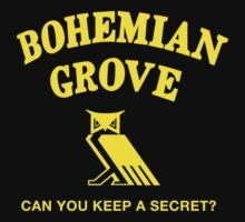 Bohemian Grove Secret by thedrumstick