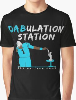Dabulation Station Graphic T-Shirt