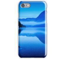 Dawn at Lake Bohinj in Slovenia iPhone Case/Skin