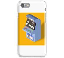 Arcade Machine iPhone Case/Skin