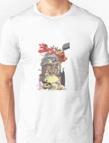 studio gibli T-Shirt