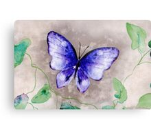 Butterfly Whimsy Metal Print