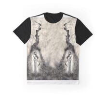 Girl Under the Hill Graphic T-Shirt