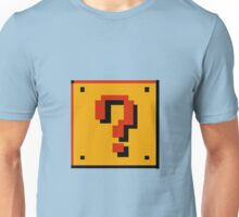 the oldest question block Unisex T-Shirt