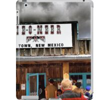 Pi Day at Pie Town New Mexico iPad Case/Skin