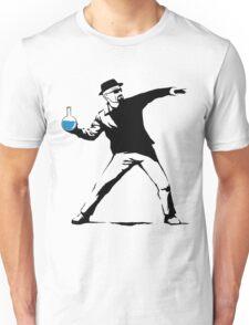 Heisenbanksy Unisex T-Shirt