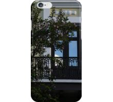 Elegant Tropical Balcony - the Beautiful Colonial Architecture of Old San Juan, Puerto Rico iPhone Case/Skin
