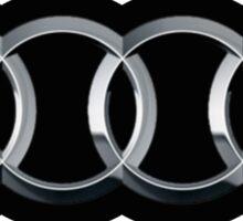 Audi logo  Sticker