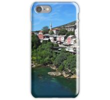 A view in Mostar iPhone Case/Skin