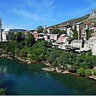 A view in Mostar by rasim1