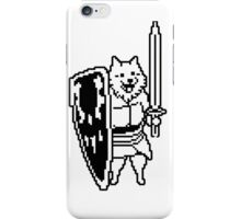 Undertale - Lesser dog iPhone Case/Skin