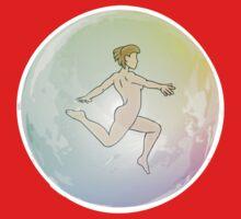 Leave your Bubble (Brunette) One Piece - Long Sleeve