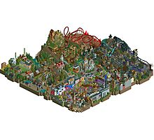 RCT game Photographic Print