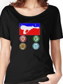 Zombie Ray Gun Women's Relaxed Fit T-Shirt