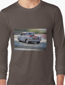 1956 Chevrolet 'All Business' Coupe Long Sleeve T-Shirt