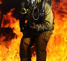 Firefighter by franceslewis