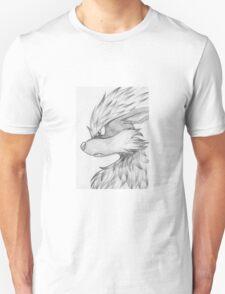 Portrait of an Arcanine V1a Unisex T-Shirt
