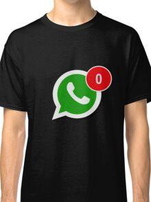 WhatsApp Messages Classic T-Shirt