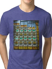 Rice and Wheat, Community of Christ Temple Tri-blend T-Shirt