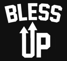 DJ Khaled - Bless Up by 6ixClothing