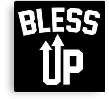 DJ Khaled - Bless Up Canvas Print