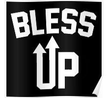 DJ Khaled - Bless Up Poster