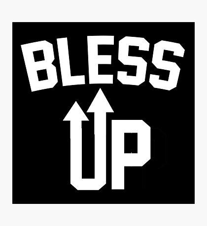 DJ Khaled - Bless Up Photographic Print