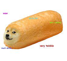 Twinkie doge Photographic Print