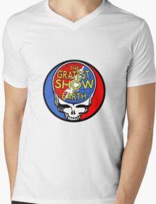 GREATEST SHOW ON EARTH! Mens V-Neck T-Shirt