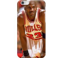Michael Jordan  iPhone Case/Skin