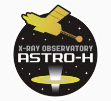 ASTRO-H (NeXT) X-Ray Telescope Program Logo by MGR Productions