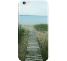 beach day iPhone Case/Skin