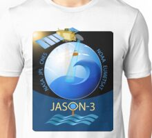 Jason-3 Program Logo Unisex T-Shirt