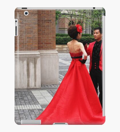 Happy Couple  iPad Case/Skin